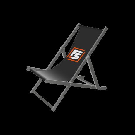 Liegestuhl ohne Armlehne
