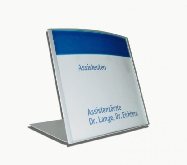 Tischaufsteller   System Zenit   DIN A5 quer