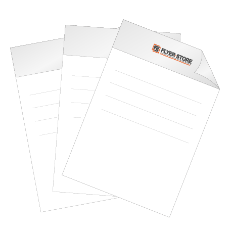 Briefpapier HKS | DIN A3 beidseitig | 3/1-farbig