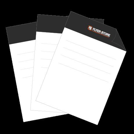 Briefpapier DIN A4 – beidseitig